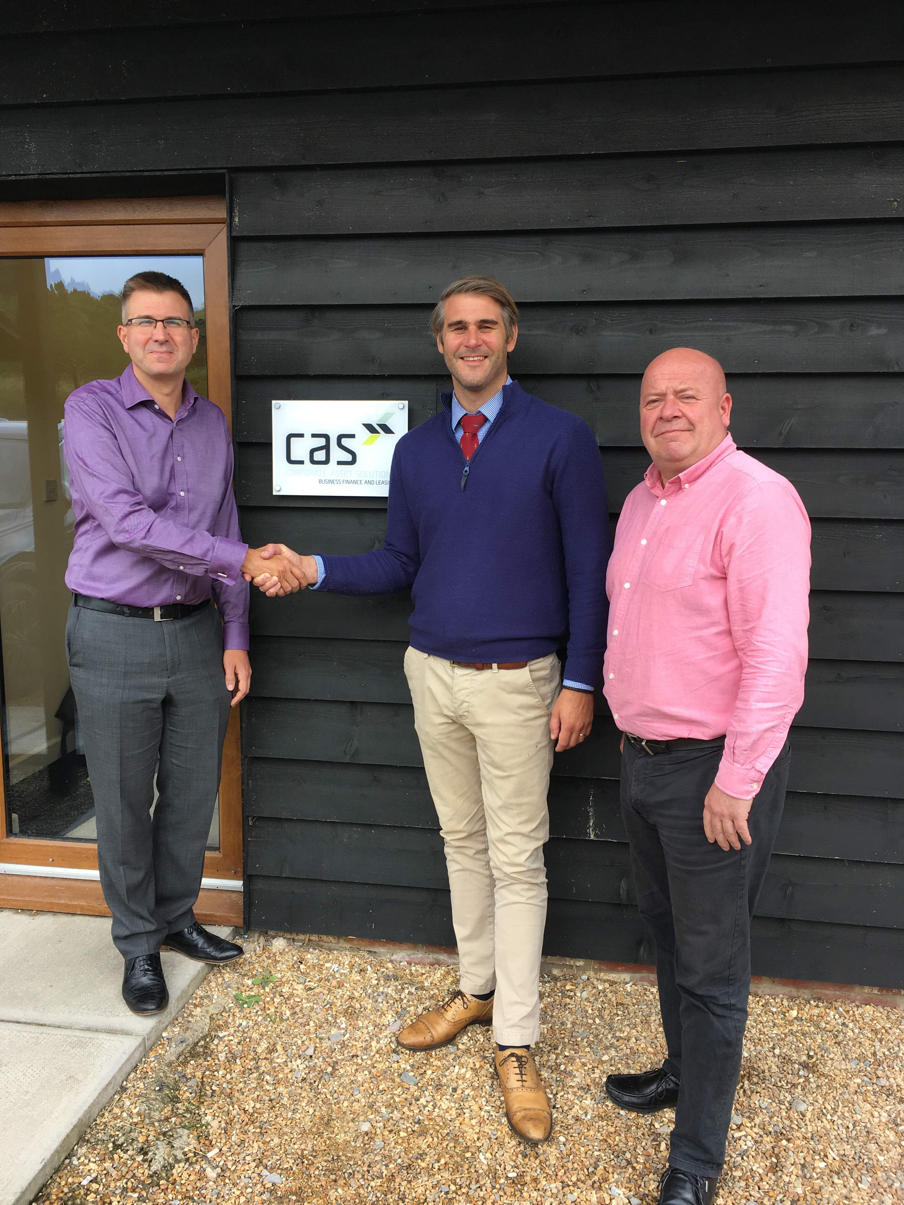 RateSetter and CAS launch business hire purchase product