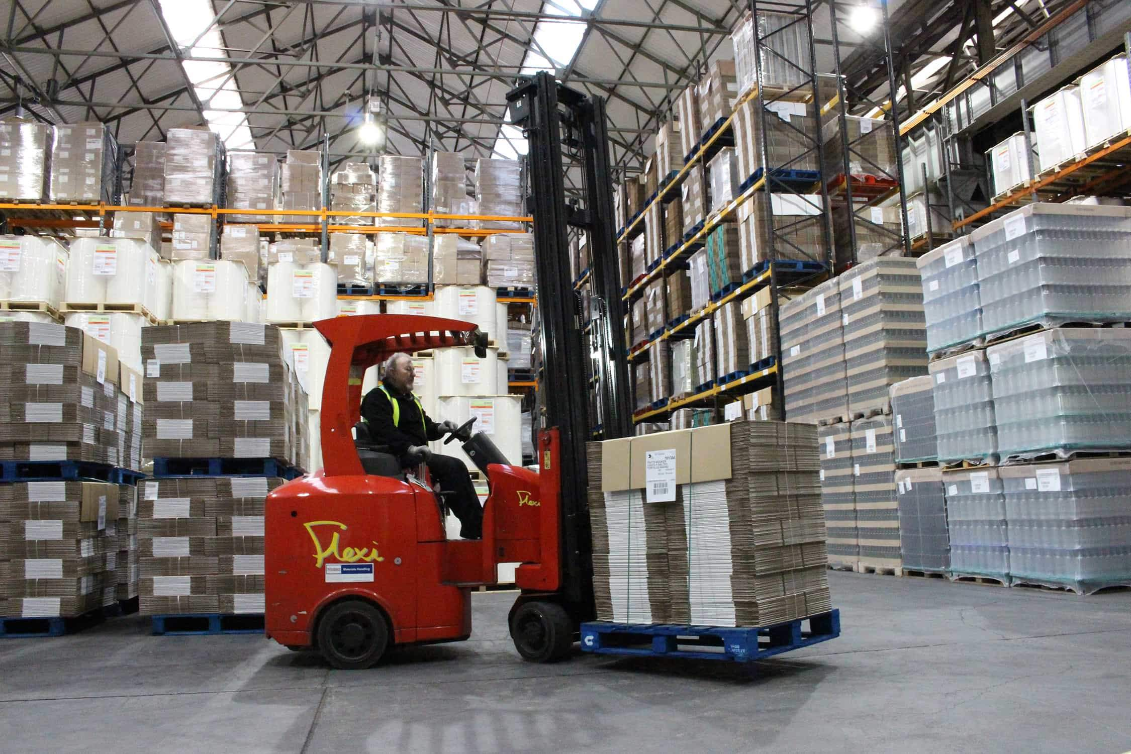 Santander backs acquisition of forklift distributor with £3.3m