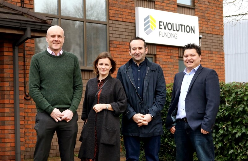 Evolution Funding bolsters team with Barclays Partner Finance acquisitions