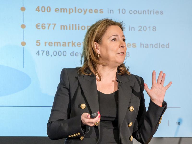 Carmen Ene appointed CEO of BNP Paribas 3 Step IT