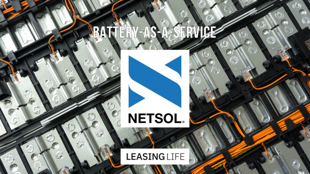 The switch from Car-as-a-Service to Battery-as-a-Service